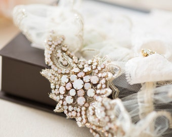 Wedding garter set, Bridal Garters - Style R92