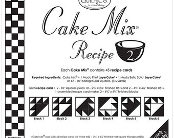 Miss Rosie S Quilt Co Cake Mix Recipe 1