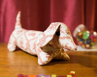 Dapper Dog pincushion