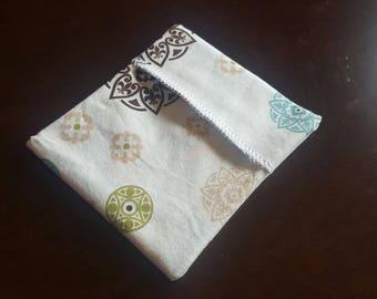 Ready to ship! Pad Wrapper- Tan