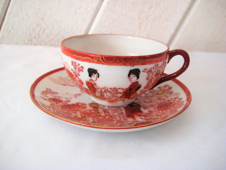 Asian Tea Cup 10