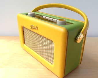 Genuine Leather, Roberts Revival RD60 DAB Radio