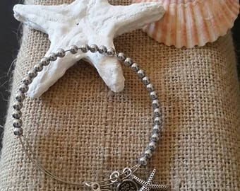 Memory bracelet Style with Hematite Sarabanda Handmade Hippie Gypsy