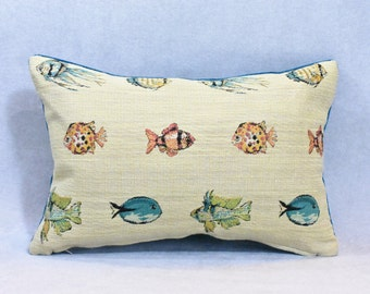 Fish Lumbar Pillow