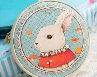 Dreamy Blue Rabbit Should Bag