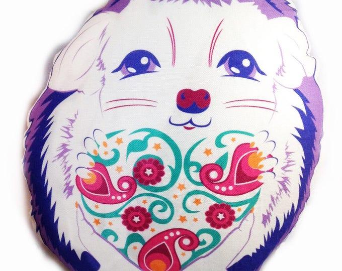Hedgehog Doll Pillow - Hedgy Hedgehog