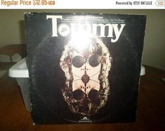 Save 30% Today Vintage 1975 Vinyl LP Record Tommy Original Motion Picture Soundtrack Excellent Condition 5404