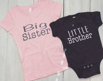 Custom Sibling Shirts