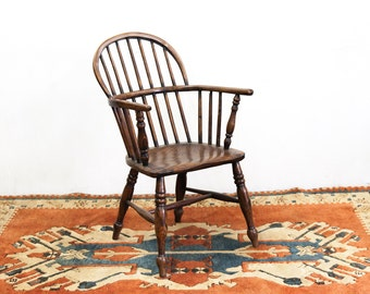 English Windsor Chair