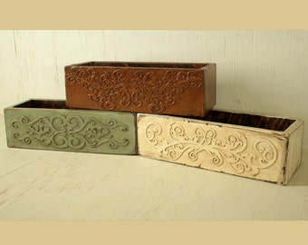 Wedding Table Decor Wooden Rustic Box Wedding Box Set Of 3 Candle Box Shabby Chic Mail Box Wedding Card Box Jewelry Box Wooden Box Card Box