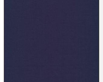 CIRRUS SOLID OCEAN by Cloud9 - 100% Organic Cotton (0.25m)