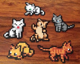Cats from Zelda Pixel Art Set