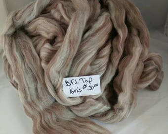 BFL Top Roving one pound