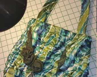Sea Breezy Quilted Purse