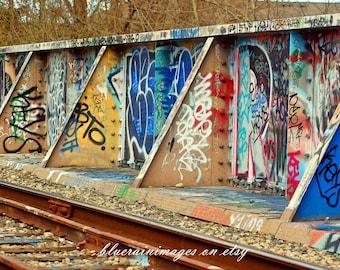 Graffiti Art, Street Art, Urban Art