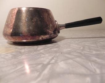 vintage 18/8 inox cooking pot