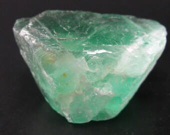 Gem Green Fluorite Cluster From China - 2.3""