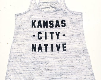 KC Native Tank- Marble