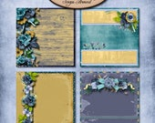 ON SALE Digital Scrapbooking, Quick Page, Stackers, Bring It On