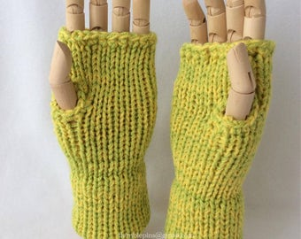 Zest Fingerless Gloves