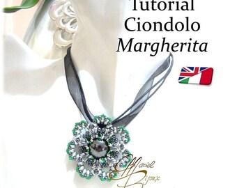 "Pattern - Pendant ""Margherita"""