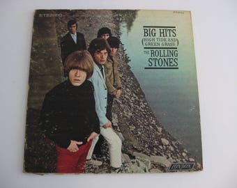 The Rolling Stones - Big Hits (High Tide And Green Grass)  - Circa 1966