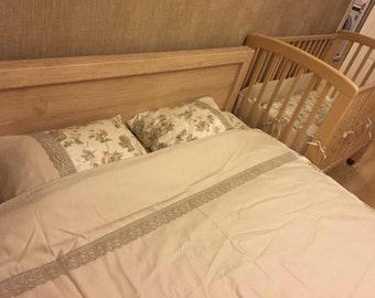 Bed sets for adults and their baby
