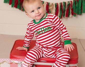 Personalized christmas pajamas – Etsy