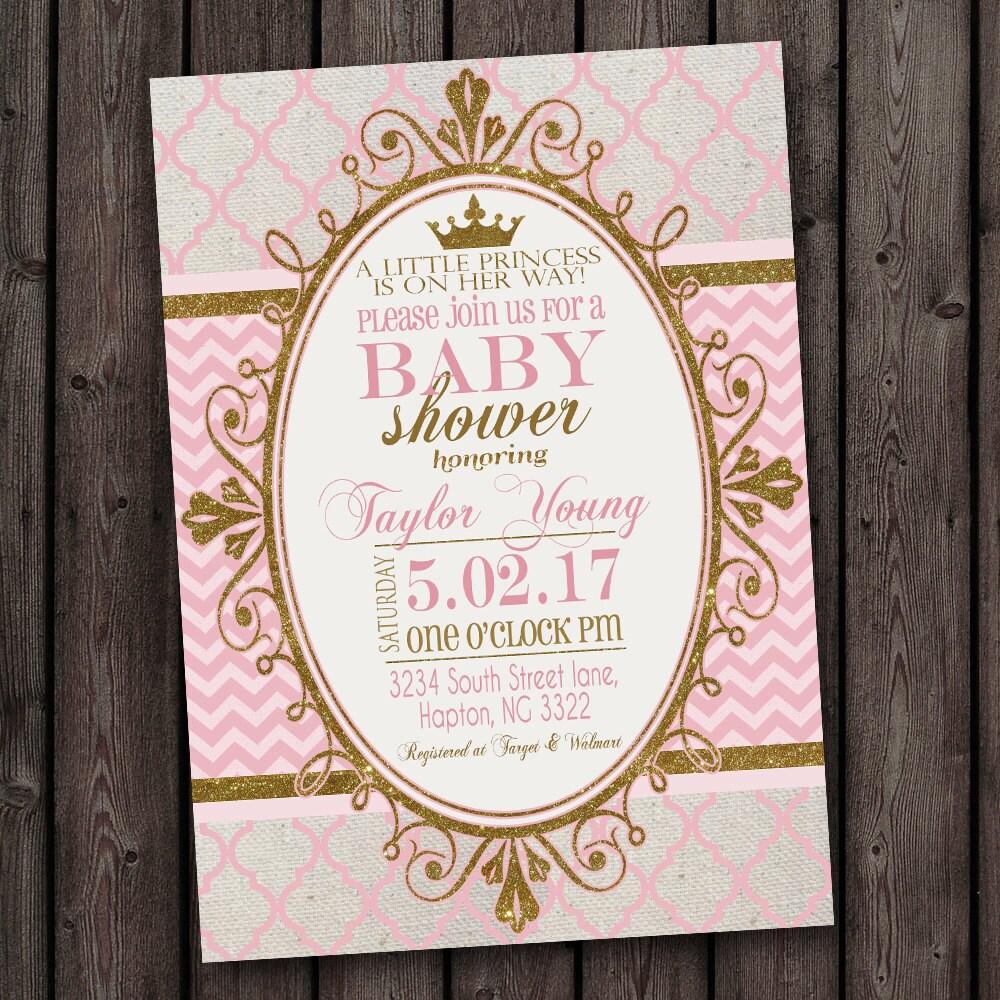 Royal Baby Shower Invitations – gangcraft.net