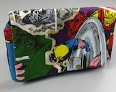Zippered Marvel Wallet