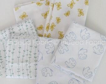 30% Off // Stash Builder Scrap Pack #113, Designer Fabric, Super Deal!