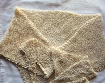 Silk Shawlette