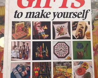 1972 // GIFT TO MAKE Yourself  // Better Homes and Gardens