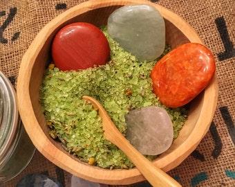 7 Chakra Cleaning - Sali da Bagno - Riequilibrio dei Chakra - Purificazione