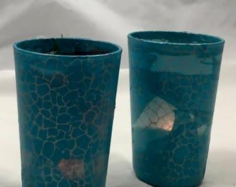 "Lanterns, named ""Blue Lagoon"""