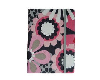 Nook Glowlight Plus Cover, Amazon Fire HD 7 8 Case, Glowlight Plus Case, Kindle Fire HDX 7 Case, Kindle Fire Cover, Pink Gray Floral Dots