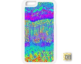 Galaxy S8 Case, S8 Plus Case, Galaxy S7 Case, Galaxy S7 Edge Case, Galaxy Note 5 Case, Galaxy S6 Case - Neon Blue Garden