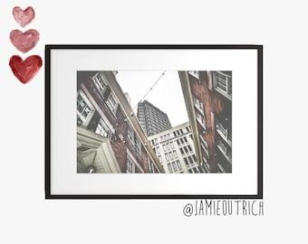 City Photography Print