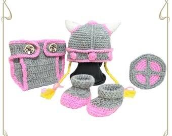 Vikings costume - Skyrim - nordic - vikings helmet - axe toy - helmet costume - for viking newborn - viking photo prop - costume newborn -