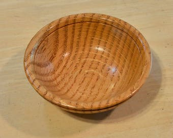 White Oak bowl.