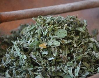 ORGANIC CATNIP herb • Nepeta cataria • Dried • Leaf • Lamiaceae • Non-irradiated • Non-gmo •Whole Herb •Voted Best Catnip! • USA Grown • 1oz