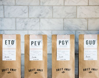 Coffee Subscription Gift