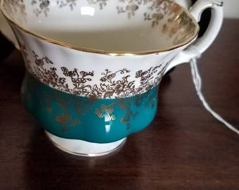 Royal Albert Bone China Teacup and Sauced Regal Series