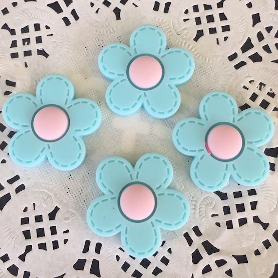 2pcs.27mm.Miniature Cabochon Flower,Miniature Flower,Cabochons,Miniature Sweet,Miniature Cabochon,DIY,Mobile case