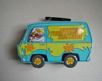 Scooby Doo Mystery Maschine Lunch Box
