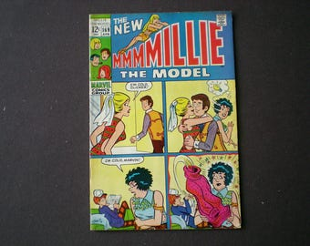 Millie the Model 169, (1968), Marvel Comics M2
