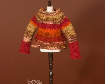 New! Sweater for blythe girls
