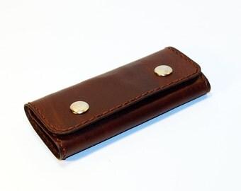 Leather Key Holder, Leather Keycase, Leather Keychain, Key organizer, Key Rack, Key Ring, Key Hook, Key Fob, Leather Key Wallet.