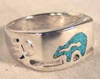 Native Bear Ring