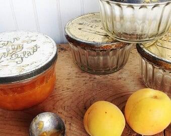 vintage jelly jar